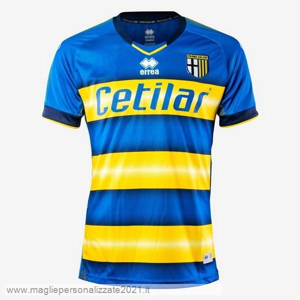 Parma Calcio Maglia Gara Home 2020-21 Unisex Adulto PARMA CALCIO ...
